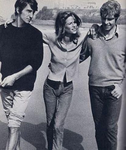 Fotograma de 'Three', la película que James Salter dirigió en 1969.