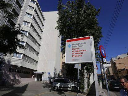 Ambulatorio de Sant Fèlix, en Sabadell.