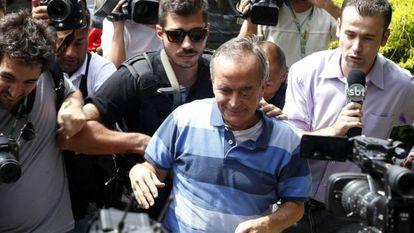 El exdirector internacional de Petrobras, Néstor Cerveró.