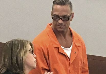 Imagen de archivo del reo Scott Raymond Dozier, condenado a pena capital, Nevada.