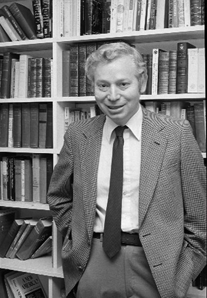 Steven Weinberg en 1979.