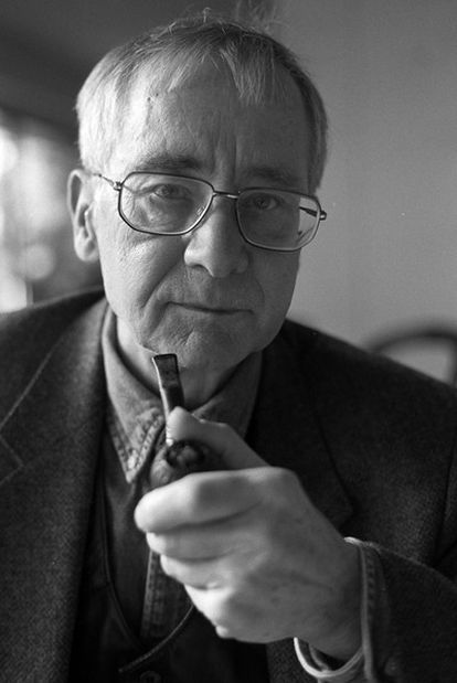 Alan Sillitoe, en 1994.