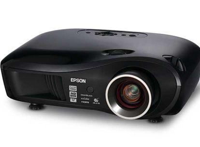 Proyector de alta definición TW2000 de Epson.