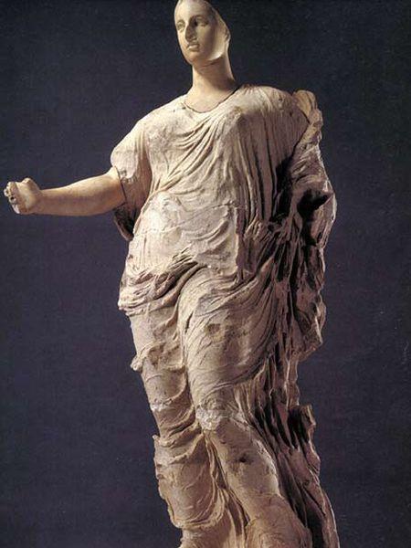 La Venus de Morgantina, una de las obras que el Getty devolverá a Italia.