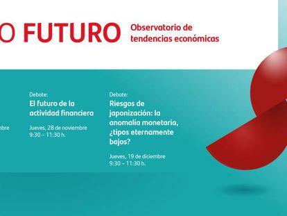 Mercado de trabajo, futuro de la actividad financiera y la anomalía monetaria en Europa: próximos debates