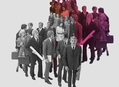 Del traje y el camino de puerta en puerta a la influencia digital: la forma de encontrar un trabajo ha cambiado, pero hay muchas tareas pendientes para hacer más humana y efectiva la búsqueda de empleo.