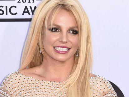 Britney Spears en los premios Billboard de 2015.