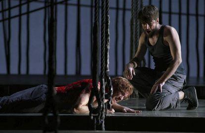 La ópera 'Billy Budd', de Benjamin Britten.
