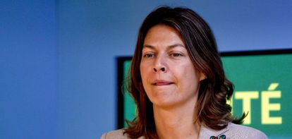 La consejera de Educación, Lucía Figar, en septiembre de 2012.