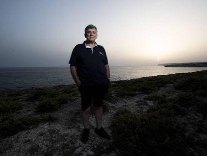 Pietro Bartolo, médico y eurodiputado italiano en Lampedusa.