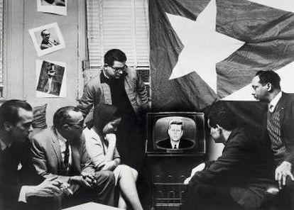 La tensión entre EE UU y la URSS por las bases soviéticas en Cuba con armamento nuclear estuvo cerca de provocar una nueva guerra mundial.