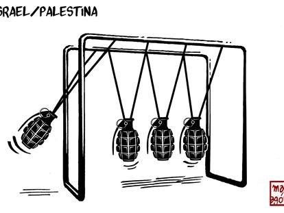 El conflicto entre Israel y Palestina, por Malagón