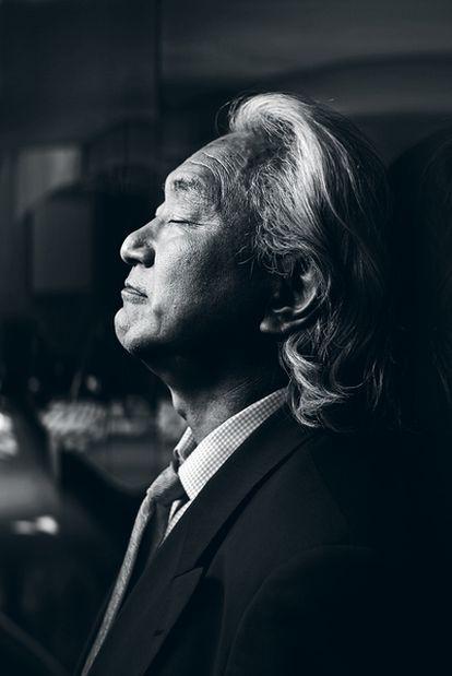 Michio Kaku, físico y divulgador científico