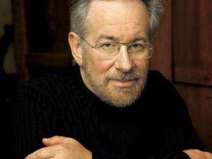 El director de cine Steven Spielberg.