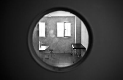Enfermería de la cárcel de Aranjuez.