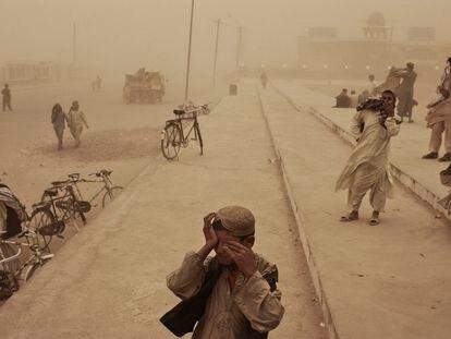 Moisés Saman, 'Kandahar', Afganistán, año 2005.
