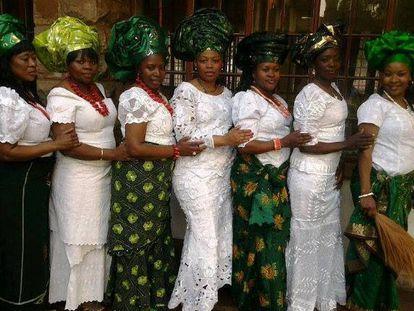 El club de las esposas