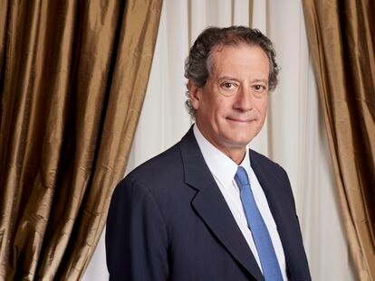El presidente del Banco Central de Argentina, Miguel Ángel Pesce.