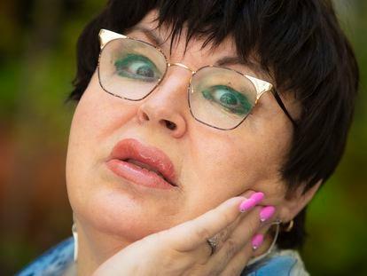Paca La Piraña, artista.