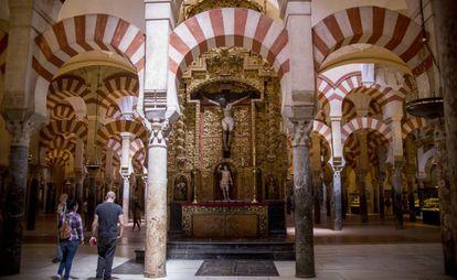 La mezquita de Córdoba, uno de los monumentos inmatriculados por la Iglesia.