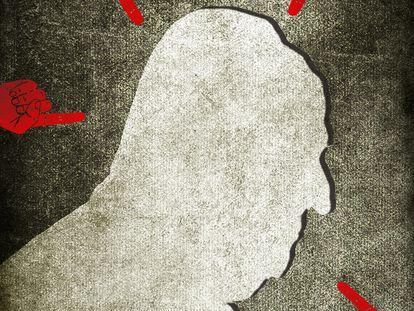Juan Carlos I como chivo exculpatorio