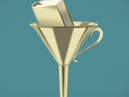 Los premios literarios sujetan el mercado