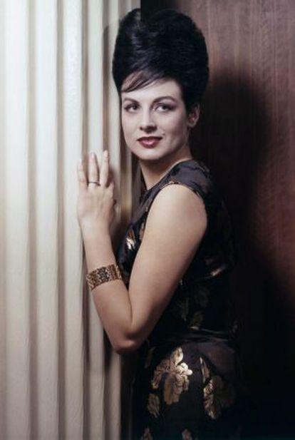 Ellen Rometsch, a quien se le relacionó con John. F. Kennedy.