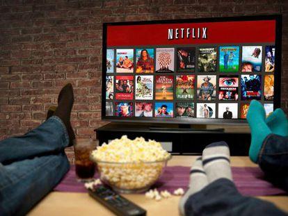 """Netflix afirma que tiene """"problemas de rendimiento"""" con Movistar"""