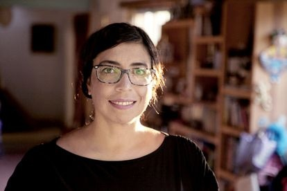 La directora mexicana Tatiana Huezo.