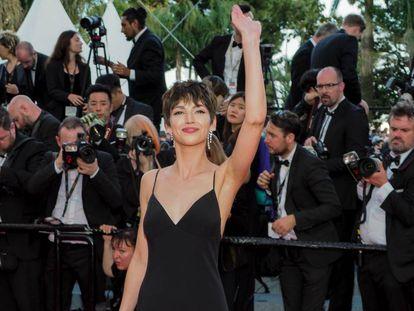 Úrsula Corberó en la apertura del Festival de Cannes el pasado 9 de mayo.