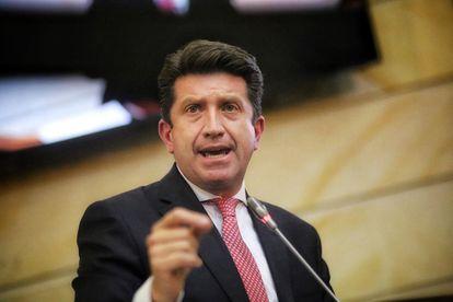 El Congreso de Colombia respalda al ministro de Defensa y le da un respiro  a Iván Duque | Internacional | EL PAÍS