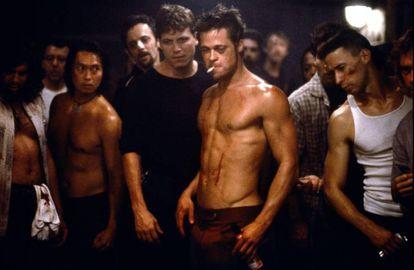 'El club de la lucha' (1999), de David Fincher, un filme al que se colgó el epíteto multiusos de 'wagneriano'.