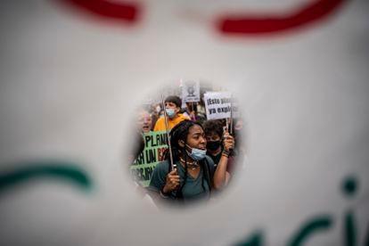 Manifestación Huelga Global por el Clima.