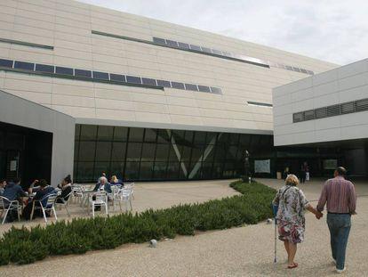 El hospital Sant Joan de Reus, propiedad de la empresa municipal Sagessa.