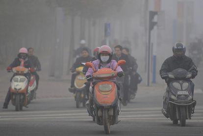 El aire contaminado puede producir desde disfunción endotelial hasta trombosis.