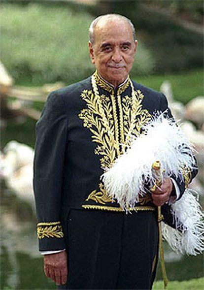Roberto Marinho en 1993.