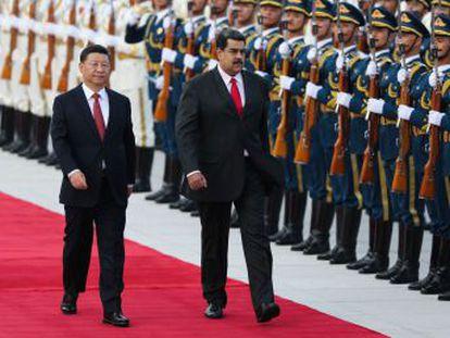 China respalda el plan de recuperación económica del país americano, pero no especifica nuevos préstamos