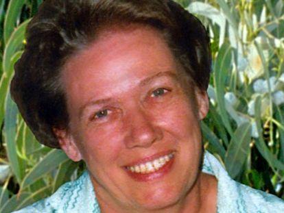 Marjorie Rice.