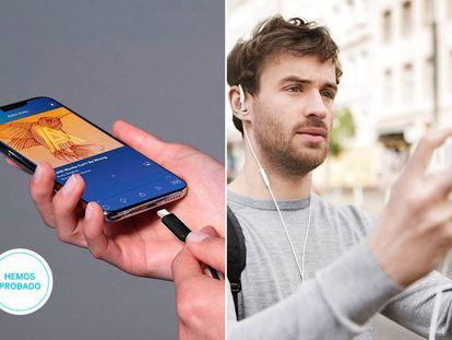 Los mejores auriculares con conexión Lightning para el iPhone