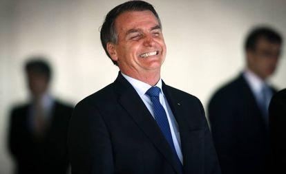 Jair Bolsonaro cumple un año como presidente de Brasil.