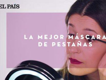 Comparamos seis de las mejores máscaras de pestañas de las principales firmas de maquillaje. ¿Cuál las alarga más?