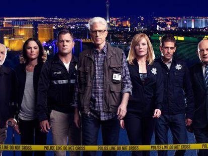 'CSI', cancelada