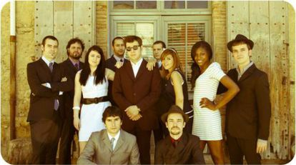 Eli Paperboy Reed y The Pepper Pots.