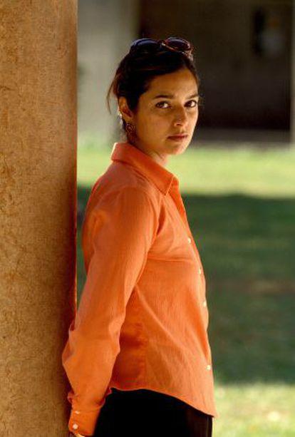 La escritora Jhumpa Lahiri.