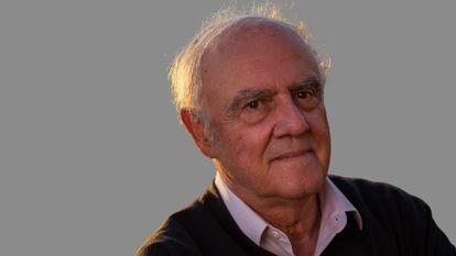 El político chileno Agustín Esquella en una imagen de su campaña.