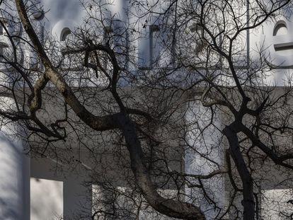 Pabellón central de la Bienal de Venecia.