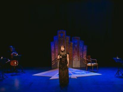 María Bayo, en 'Divina Cleopatra'.