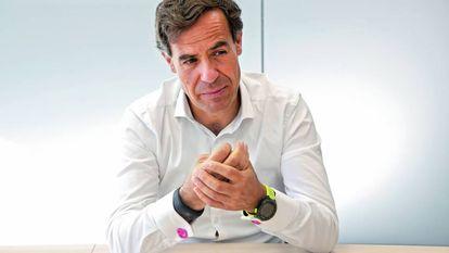 Pedro Díaz Yuste, CEO de la plataforma de servicios médicos Savia (Mapfre)