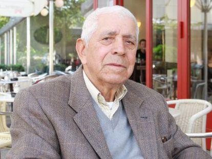 Kadir Nurman, a quien se atribuye la invención del 'döner kebab'.