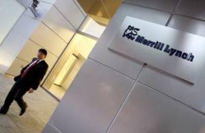 La compra, que fue cerrada en septiembre de 2008 en el momento más álgido de la crisis financiera, estuvo valorada en unos 50.000 millones de dólares y se realizó cuando Merrill Lynch estaba al borde del colapso. EFE/Archivo